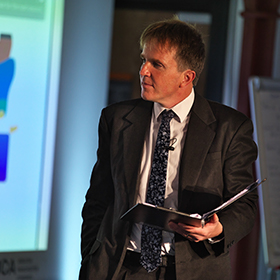 Chris Maguire, Event Host, Imeg